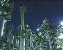 石油化学/石油精製プロセス用アプリケーション
